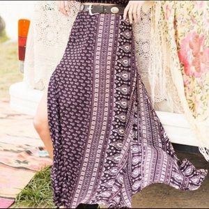 Spell & the Gypsy Gypsiana Maxi Skirt!
